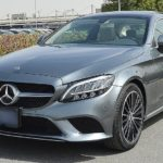 Mercedes-Benz C200 AMG Coupé