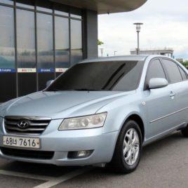 2006 HYUNDAI SONATA N20 2.0