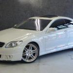 2009 MERCEDES-BENZ CL550 V8
