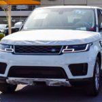 2019 Land Rover Range Rover Sport 3.0D SDV6 SE