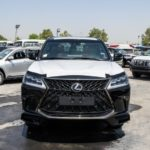 2019 Lexus LX 570 BLACK EDITION KURO 5.7L