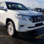 2019 Toyota Prado TXL 3.0L