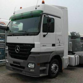 2007 Mercedes-Benz ACTROS 1844