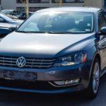 2015 Volkswagen Passat 2.0 TDI Fender
