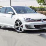2017 Volkswagen GOLF GTI 2.0L