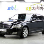 2008 Ssangyong Chairman W 3.6 V6