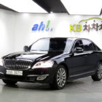 2012 Ssangyong Chairman W 3.2 V6