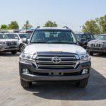 2019 Toyota Land Cruiser 4.5L GX.R V8