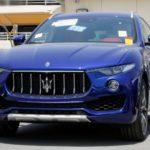 2018 Maserati Levante GranLusso S