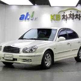 2003 Hyundai Sonata 2.0