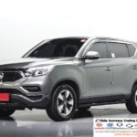 2017 SSANGYONG REXTON G4 2.2L 4WD LUXE