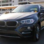 2016 BMW X6 xdrive 3.5L