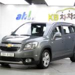 2011 Chevrolet Orlando 2.0 LT