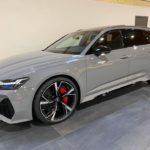 2020 AUDI RS6 AVANT 4.0L