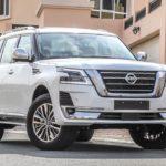 2020 Nissan Patrol 4.0L V6 Platinum
