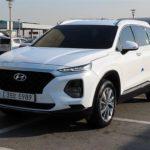 2019 Hyundai Santa Fe 2.0L 4WD Exclusif
