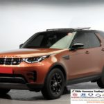 2018 Land Rover Discovery 5 2.0L SD4 SE