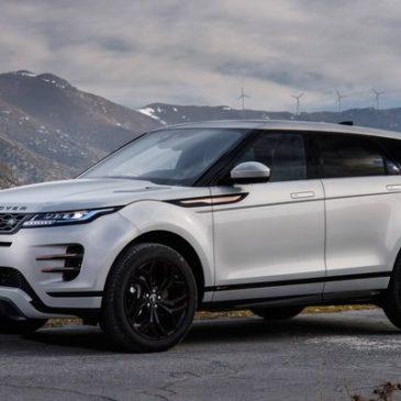 SUV élégant, essai routier du Range Rover Evoque de deuxième génération