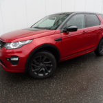 2017 Land Rover Discovery Sport 2.0 SE