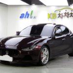 2014 Maserati Ghibli 3.0L V6 S Q4