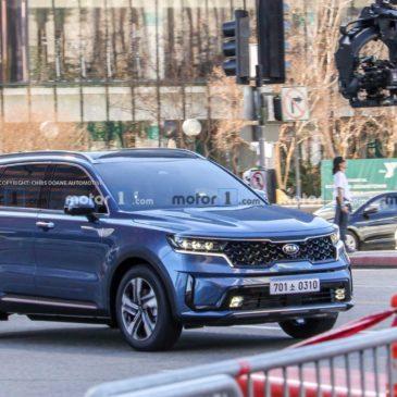 La Kia Sorento 2021 sera lancée en Corée du Sud à partir de mars 2020
