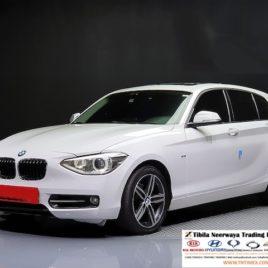 2013 BMW 120d Sport Pack