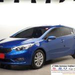 2014 Kia Cerato/K3 Euro 1.6L