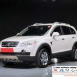 2007 Chevrolet (GM Daewoo) Winstorm 2.0L LT