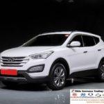 2013 Hyundai Santa Fe 2.0L e-VGT Premium
