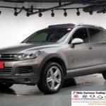 2013 Volkswagen Touareg 3.0L TDI Bluemotion
