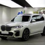 2020 BMW X7 Xdrive 40i M-Sport