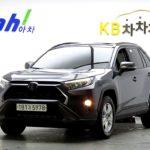 2020 Toyota RAV4 2.5L XLE