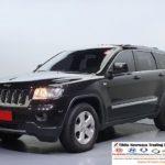 2012 Jeep Grand Cherokee 3.0L CRD Laredo