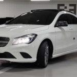 2015 Mercedes-Benz CLA200 CDI