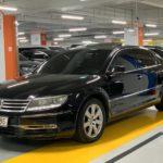 2011 Volkswagen Phaeton 3.0 TDI V6