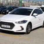 2016 Hyundai Avante/Elantra 1.6L GDI