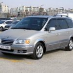 2003 Hyundai Trajet XG 2.0L CRDI