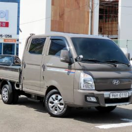 2020 Hyundai Porter 2.5L Double Cabine