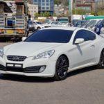 2011 Hyundai Genesis Coupe 2.0L Turbo