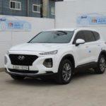 2019 Hyundai Santa Fe 2.0 Premium