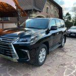 2016 Lexus LX450d 4.5L V8