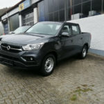 2020 SSANGYONG MUSSO 2.2L 4WD