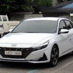 2020 Hyundai Avante/Elantra 1.6L Moderne