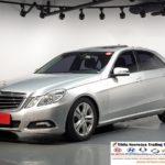 2010 Mercedes-Benz E220 CDI Avant-Garde