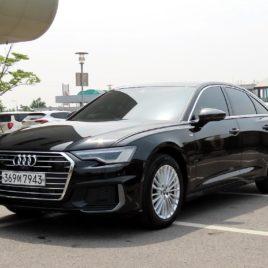 2019 Audi A6 45 TFSI Quattro