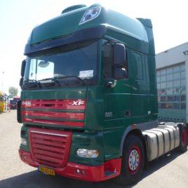 2012 DAF XF105 460