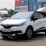 2017 Renault Captur / Samsung QM3 1.5L dCi