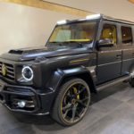 2020 Mercedes-Benz G63 AMG MANSORY