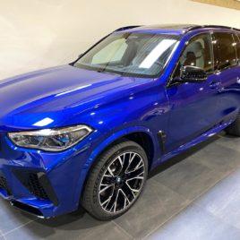 2020 BMW X5 M-Competition 4.4L V8