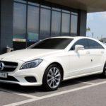 2015 Mercedes-Benz CLS250 Bluetec
